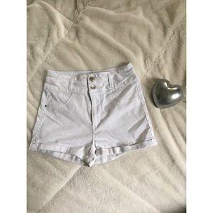 love, Fire Size 3 Women's Jean Shorts